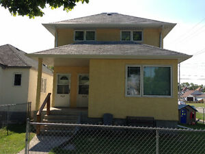 2nd Floor Duplex on Inkster.  2 Bedrooms and Office