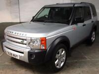 2008 08 LAND ROVER DISCOVERY 3 2.7 TDV6 AUTO HSE SAT.NAV Elec.Htd.LEATHER 7 Seat