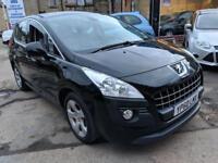 Peugeot 3008 Crossover 1.6HDi ( 112bhp ) FAP Sport - 2010 60-REG - 9 MONTHS MOT