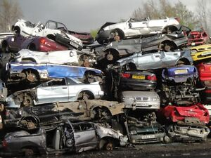 will pick up scrap vehicles, atvs, snowmobiles, & misc.
