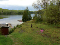 Summer PT baby sitting Cottage (45 min N of Peterborough)