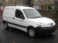 2007 PEUGEOT PARTNER 600 LX HDi Diesel Van