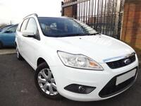 Ford Focus 1.6TDCi ( 90ps ) DPF 2011MY Style 1 OWNER EX POLICE FSH