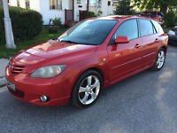 2004 Mazda Mazda3 GT Hatchback Excellent Mechanic Super Clean
