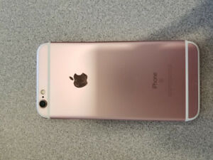 Iphone 6s 32gb gently used
