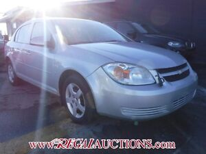 2008 CHEVROLET COBALT LT 4D SEDAN LT