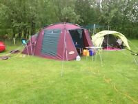 Khyam xxl ridgi dome tent