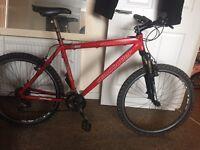 Mountain bike claudbutler