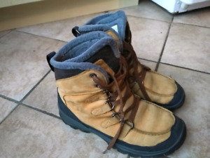 Bottes enfant hiver Timberland taille 7.5