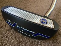 "Odyssey Works Rossie SuperStroke Putter (34"",immaculate!)"