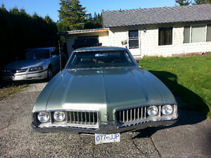 1969 Oldsmobile Cutlass Campbell River Comox Valley Area image 2
