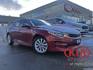 2016 Kia Optima LX+ | Heated Seats | Amazing Condition!