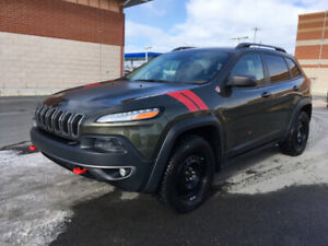 Jeep Cherokee Trailhawk 4X4 – 2015