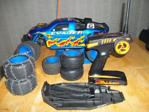 DuraTrax Evader ST RTR Modified