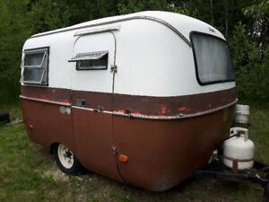 Retro 70's  Boler camper Bolerama is this month!