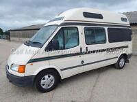 Auto Sleeper DUETTO, 2 Berth, Ford 2.5D, New Tyres, Brakes & Serviced, VGC!