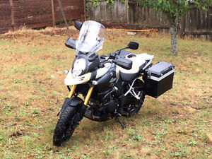 Sukuki V-Strom 1000 -- MUST SELL