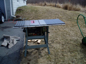 Table Saw for Sale: