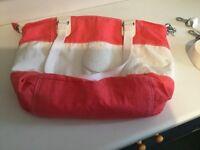 Kipling beach bag