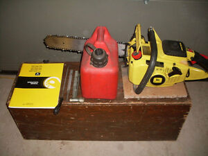 WANTED john deere chainsaws any color or condition London Ontario image 5