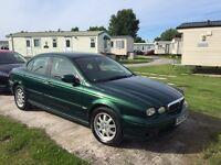 Jaguar X type 51,000 genuine miles £1750