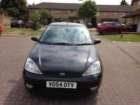 2004 Ford Focus 1.8i 16v Edge - 4 SERVICE STAMPS - MOT 10/05/2018