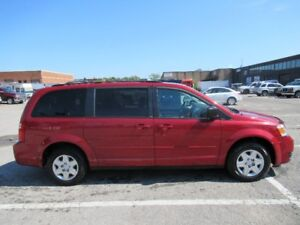 2009 Dodge Grand Caravan SE.  CERT AND E TESTED, NO ACCIDENTS