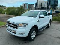 2018 Ford Ranger LIMITED 4X4 DCB TDCI Auto Pick Up Diesel Automatic