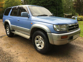 TOYOTA HILUX SURF GEN 3 3.0TD AUTO 4X4 FACELIFT MODEL LANDCRUISER COLORADO