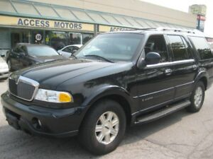 2002 Lincoln Navigator, Looks & Drives Good For Its Price, 7 pas