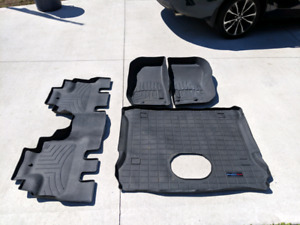 Weathertech Mats for Jeep JK Wrangler Unlimited 07-18