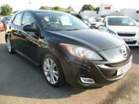 2011 Mazda 3 1.6 TAKUYA 5d 105 BHP Hatchback Petrol Manual