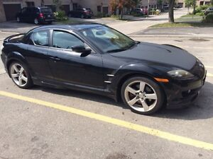 2005 Mazda RX8 GT low kms