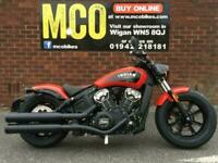 Indian Scout Bobber Icon 2021 model