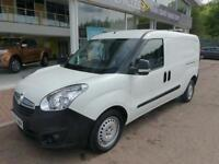 Vauxhall Combo 1.6 Cdti 2300 L2h1 Lwb Twin side doors Panel Van