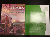 Physics for Scientists and Engineers 9th ed. & Solution Manual