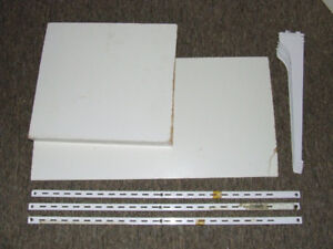 Shelving Package #1 - $20.00