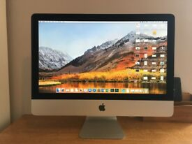 "iMac 21.5"" 2015 1.6 GHz with 8GB RAM"