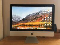 """iMac 21.5"""" 2015 1.6 GHz with 8GB RAM"""