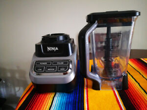 Ninja Blender BL610 in great shape
