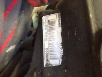 Vauxhall Vivaro Renault traffic gear box