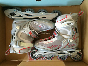 #Rollerblade Spark Women's - Size 7 - Never used, in Box