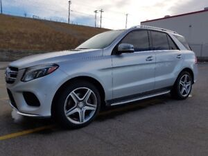 2016 Mercedes-Benz  GLE 350 d SUV, Crossover