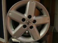 mags nissan 5x114