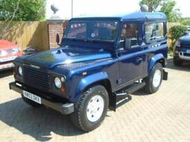 2002 02 Reg Land Rover 90 DEFENDER County 6 Seater ( 18,000 MILES )