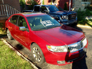 2008 Lincoln MKZ Sedan - Technology Package