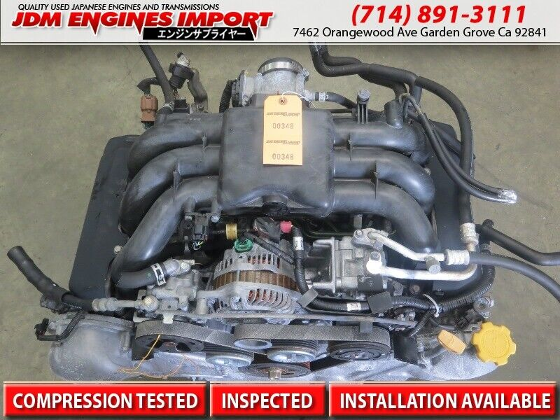 Used Subaru Complete Engines for Sale - Page 25