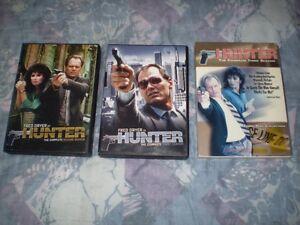 HUNTER on DVD