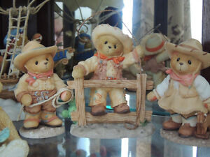 Large quantity of Cherished Teddies for sale too many to list!! Peterborough Peterborough Area image 4