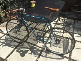 Vintage Mercier road bike